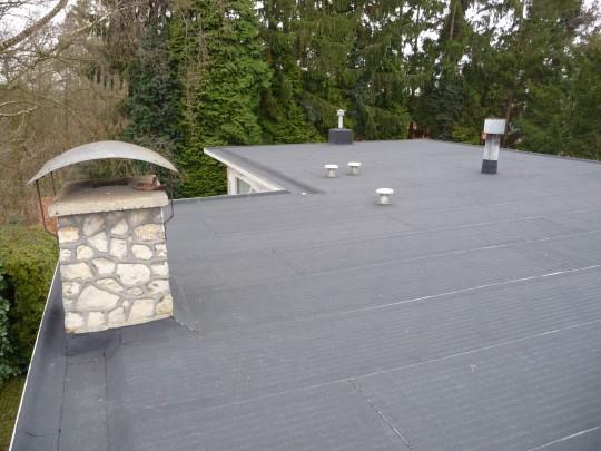 dakdekker bitumineuze daken